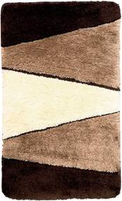 Badmat Alpes bruin 60x90cm