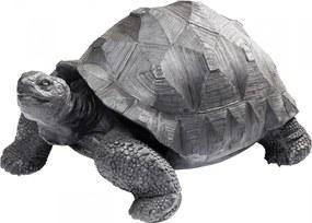 Kare Design Turtle Black Zwarte Deco Schildpad Medium
