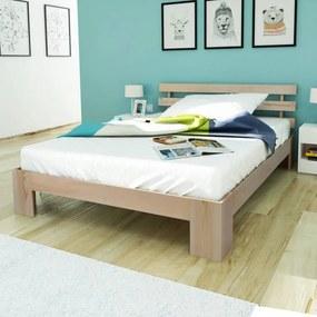 Medina Bedframe massief grenenhout 140x200 cm