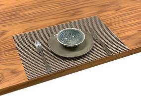 Placemat Weave Brown 140cm