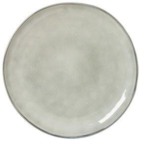 Dinerbord Toscane - grijs - 28 cm