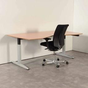 Complete set met Zettoe handslinger bureau en HAG H05 bureaustoel