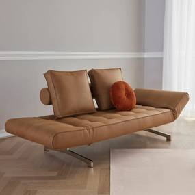 Innovation Living Ghia Chrome Design Slaapbank