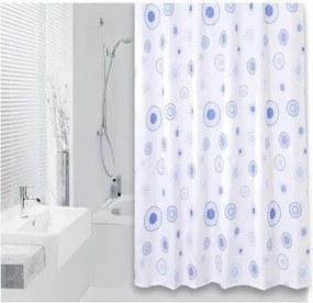 Differnz Rado Douchegordijn Textiel 180x200 Multi