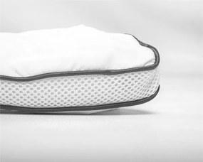 3D AIR Micro Touch Enkel Dekbed White Wit 140 x 200