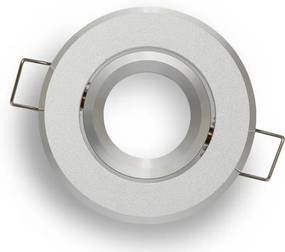 Inbouwspot, MR11 (35 mm), Rond, Kantelbaar, Aluminium