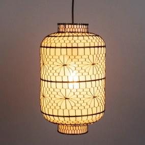 Dutchbone Ming Tall Lampion Hanglamp