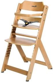 Timba Kinderstoel Basic - Natural Hout - Kinderstoelen