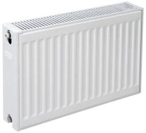 Plieger paneelradiator compact type 22 500x400mm 610 watt wit structuur 7341008