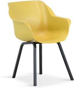 Hartman Sophie element dining tuinstoel Curry Yellow