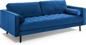 Kave Home Debra 3-zits Bank Blauw