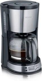 Severin filterkoffiezetapparaat koffiezetapparaat met timer 'SELECT' - KA 4192, papieren filter 1x4
