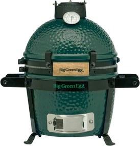 Big Green Egg Mini kamado barbecue met carrier en beschermhoes