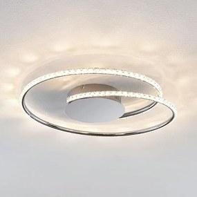 Joline LED plafondlamp, kristal, 45 cm - lampen-24