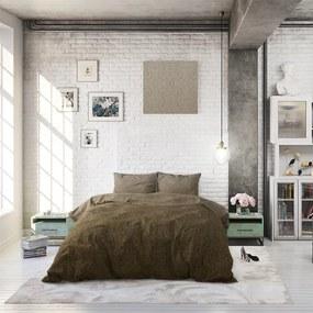 Sleeptime Elegance Vintage Paisley - Taupe 1-persoons (140 x 220 cm + 1 kussensloop) Dekbedovertrek