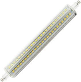 R7S LED Lamp 12W Warm Wit 135mm 360º Dimbaar