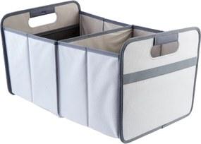 Vouwbare Meori box L Stone Grey 30 liter