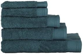 Handdoeken - Hotelkwaliteit Donkergroen (donkergroen)