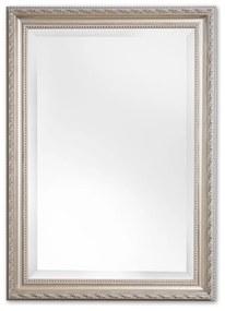 Barok Spiegel 44x54 cm Zilver - Franklin