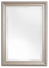Barok Spiegel 94x194 cm Zilver - Franklin