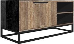 DTP Home Cosmo Houten TV Meubel No.2 Klein - 125x40x55cm.