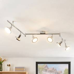 Ayden LED plafondspot, 6-lamps - lampen-24