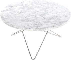 OX Denmarq O Table salontafel rvs onderstel 80