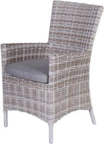 Costa dining fauteuil passion willow 6,5 mm sand