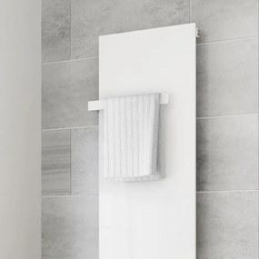 Handdoek Rail Voor Radiator Wit - 38 cm