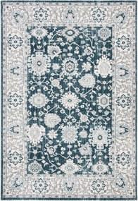 Safavieh   Vintage vloerkleed Isa Traditioneel 90 x 150 cm grijs, blauw vloerkleden polypropyleen vloerkleden & woontextiel   NADUVI outlet