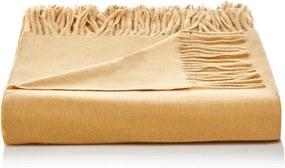 Classic plaid van alpacawol 130 x 200 cm