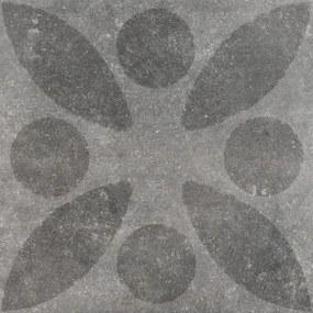 Vtwonen hormigon vloertegel 60x60 cm antraciet mat 1252695