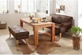 HOME AFFAIRE 3-zits eetbank »Malmö«, als meubel voor de eethoek