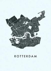 Rotterdam . Blauw