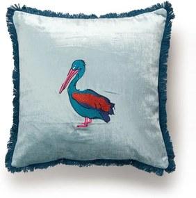 Fabienne Chapot Pelican sierkussen 40 x 40 cm