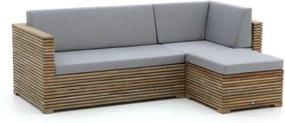ROUGH-C chaise longue loungeset 3-delig - Laagste prijsgarantie!
