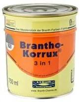 Brantho Korrux 3 in 1 - RAL 7001 Zilvergrijs - 750 ml