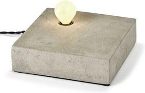 Serax 02 Wandlamp beton 1 Lichtbron