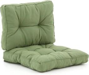 Florance loungekussens zit ca. 60x60 rug ca. 60x40 - Laagste prijsgarantie!