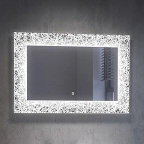 Spiegel Met Spiegelverwarming Galactic - 90 x 60 cm