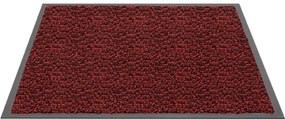 Schoonloopmat Rood - Mars - 80 x 120 cm