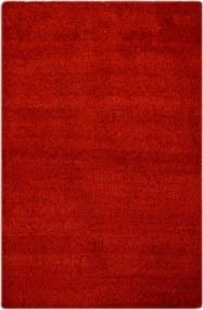 Bakero   Vloerkleed Himalaya Hoogpolig lengte 140 cm x breedte 200 cm x hoogte 3,5 cm rood vloerkleden wol vloerkleden &   NADUVI outlet
