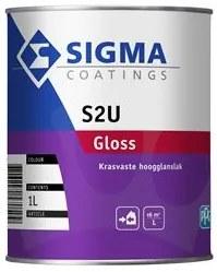 Sigma S2U Gloss - Wit - 1 l