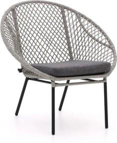Forza Dorio lounge tuinstoel stapelbaar - Laagste prijsgarantie!