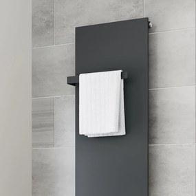 Handdoek Rail Voor Radiator Antraciet - 38 cm