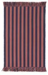 Hay Stripes & Stripes vloerkleed 52 x 95 cm