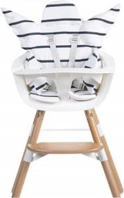Universeel stoelkussen engel jersey katoen marin CCASCJM