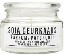 Mijn Stijl geurkaars soja Patchouli