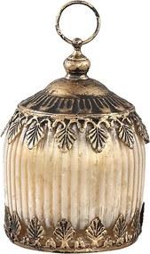 Carys Glass Kerst Ornament Carys - Goud Mat