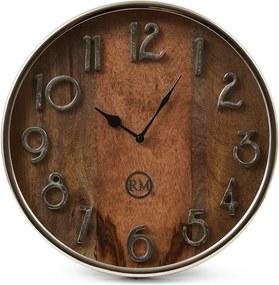Rivièra Maison - Madison Avenue Wall Clock - Kleur: naturel